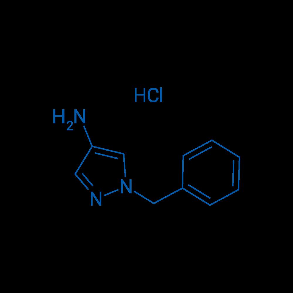 1-Benzyl-1H-pyrazol-4-amine hydrochloride