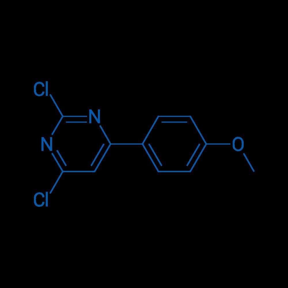 2,4-Dichloro-6-(4-methoxyphenyl)pyrimidine