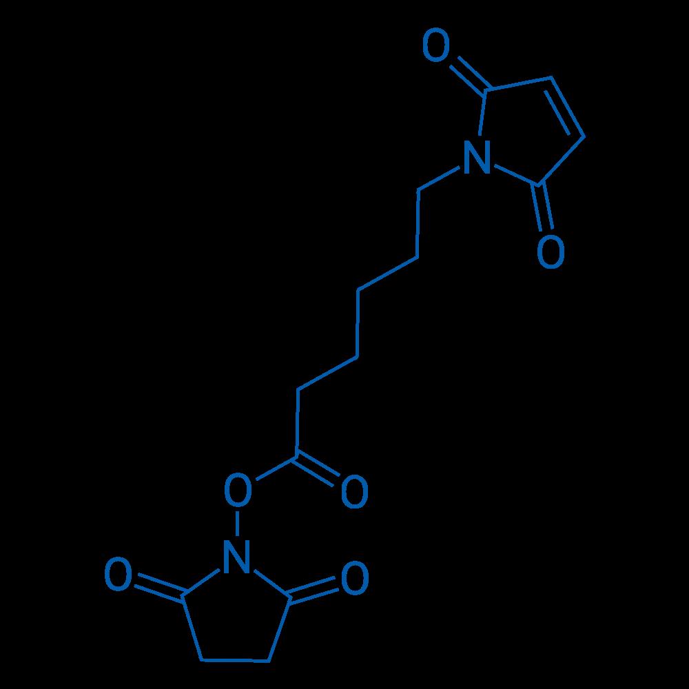 6-Maleimidohexanoic acid N-hydroxysuccinimide ester