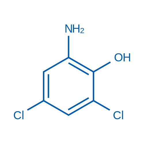2-Amino-4,6-dichlorophenol