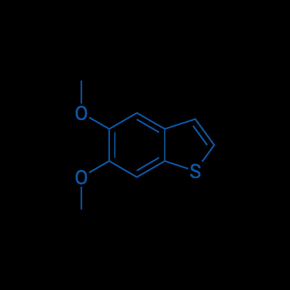 5,6-Dimethoxybenzo[b]thiophene