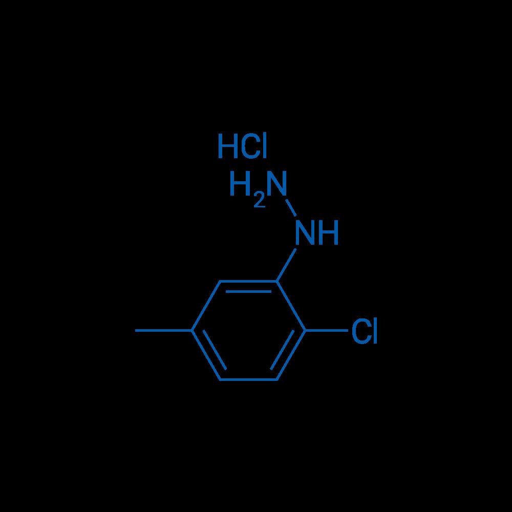(2-Chloro-5-methylphenyl)hydrazine hydrochloride