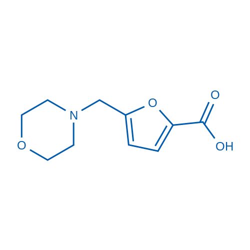 5-(Morpholinomethyl)furan-2-carboxylic acid