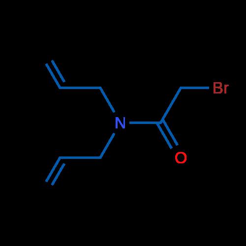 N,N-Diallyl-2-bromoacetamide