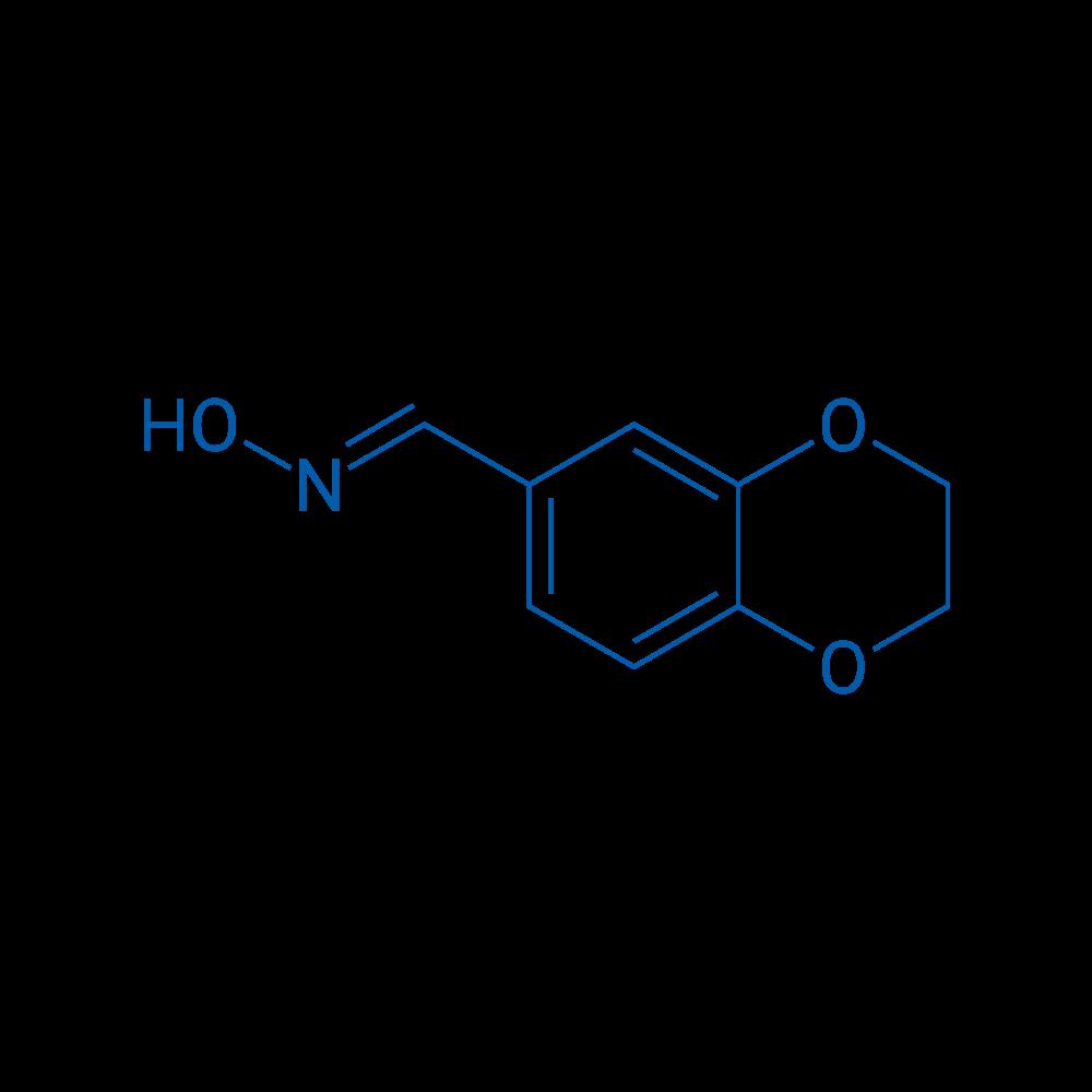 2,3-Dihydrobenzo[b][1,4]dioxine-6-carbaldehyde oxime