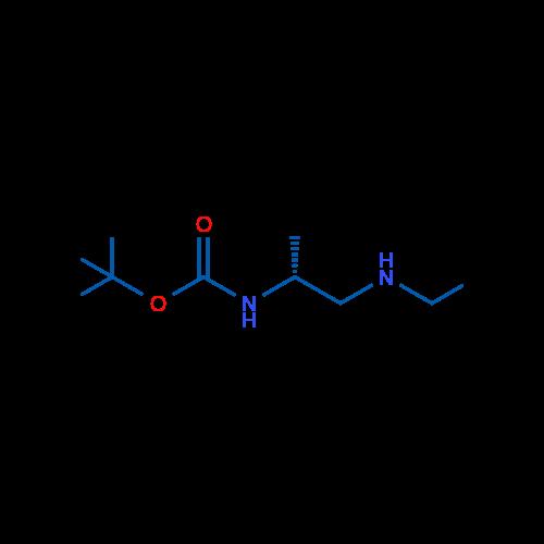 (R)-tert-Butyl (1-(ethylamino)propan-2-yl)carbamate