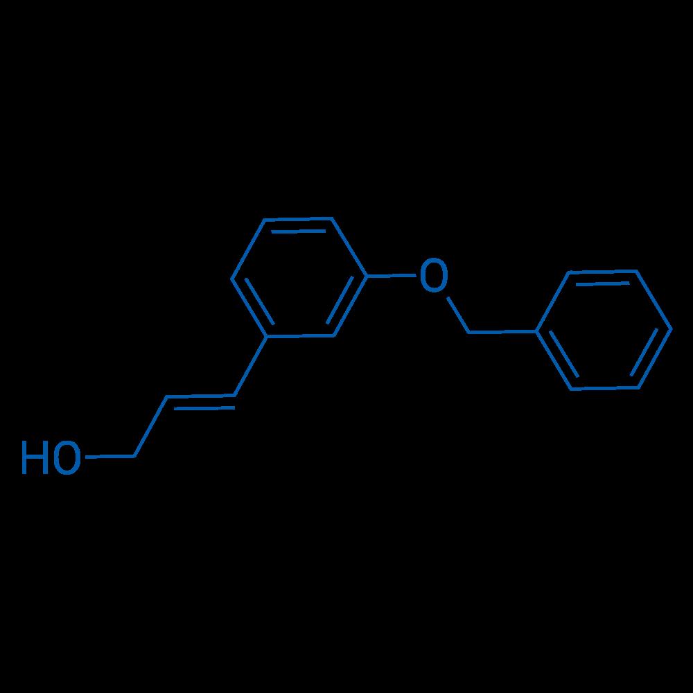 3-(3-(Benzyloxy)phenyl)prop-2-en-1-ol