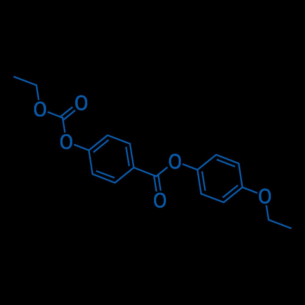 4-Ethoxyphenyl 4-((ethoxycarbonyl)oxy)benzoate