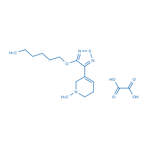 Xanomeline oxalate