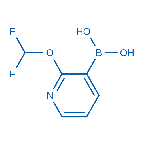 (2-(Difluoromethoxy)pyridin-3-yl)boronic acid