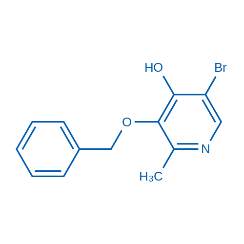 3-(Benzyloxy)-5-bromo-2-methylpyridin-4-ol