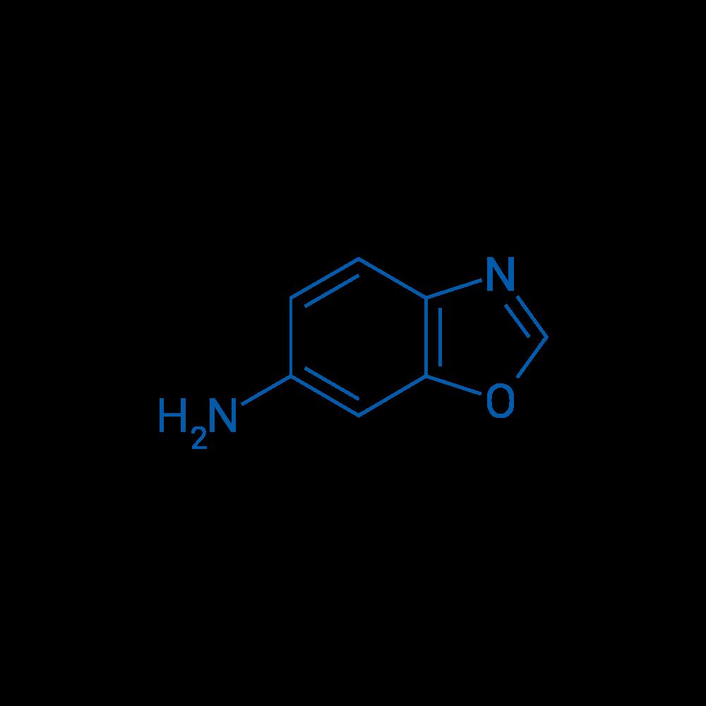 Benzo[d]oxazol-6-amine