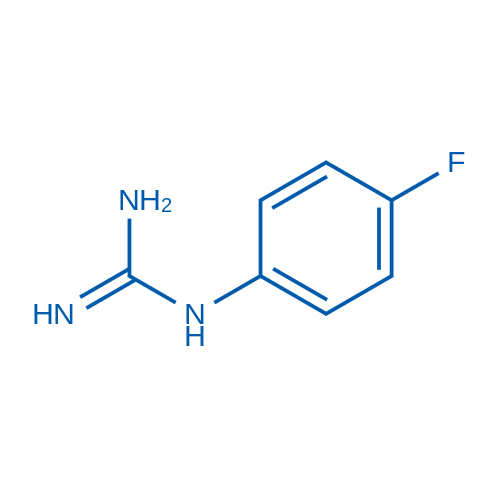 1-(4-Fluorophenyl)guanidine