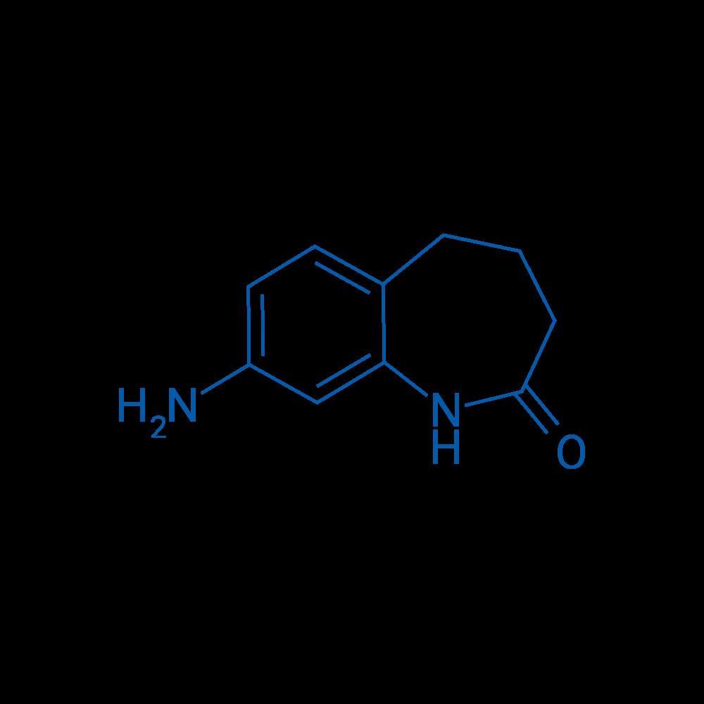 8-Amino-4,5-dihydro-1H-benzo[b]azepin-2(3H)-one