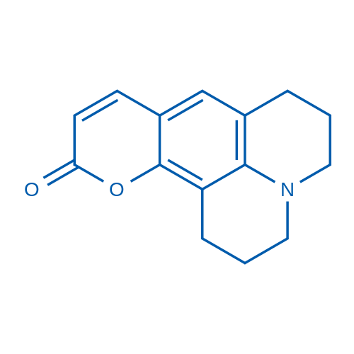 2,3,6,7-Tetrahydro-1H-pyrano[2,3-f]pyrido[3,2,1-ij]quinolin-11(5H)-one