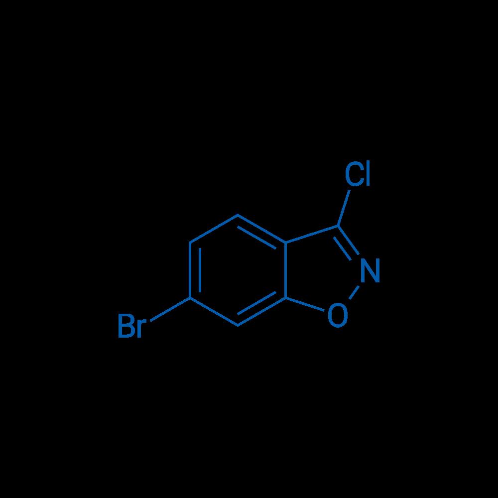 6-Bromo-3-chlorobenzo[d]isoxazole