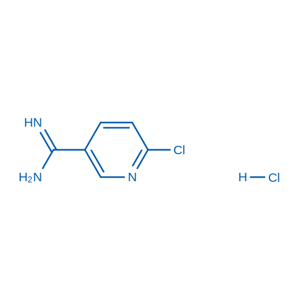 6-Chloronicotinimidamide hydrochloride