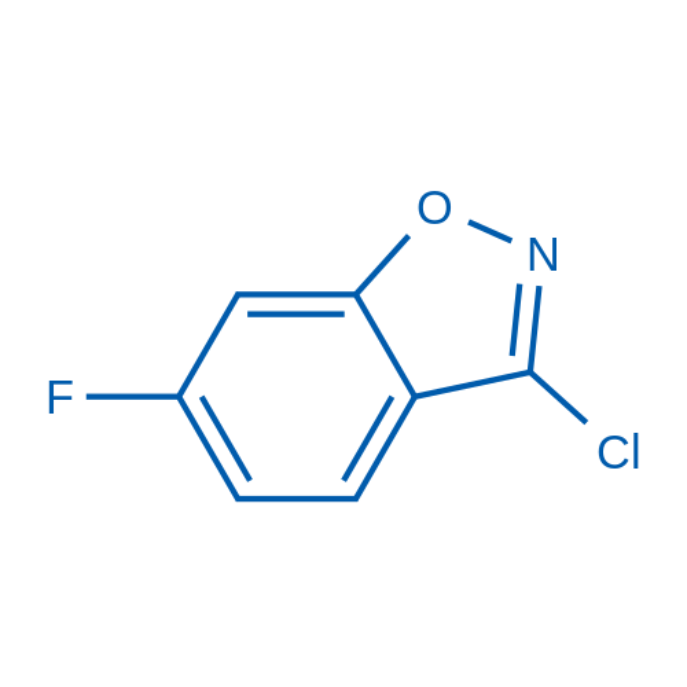 3-Chloro-6-fluorobenzo[d]isoxazole