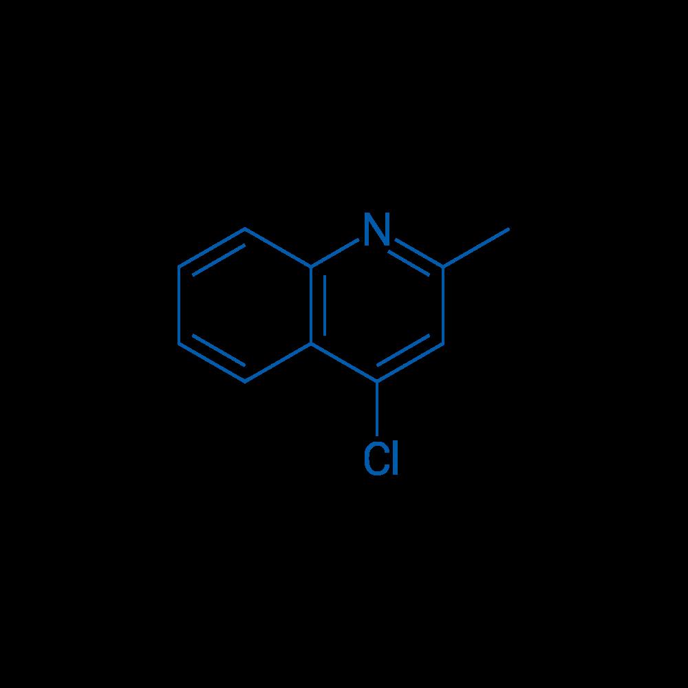 4-Chloro-2-methylquinoline