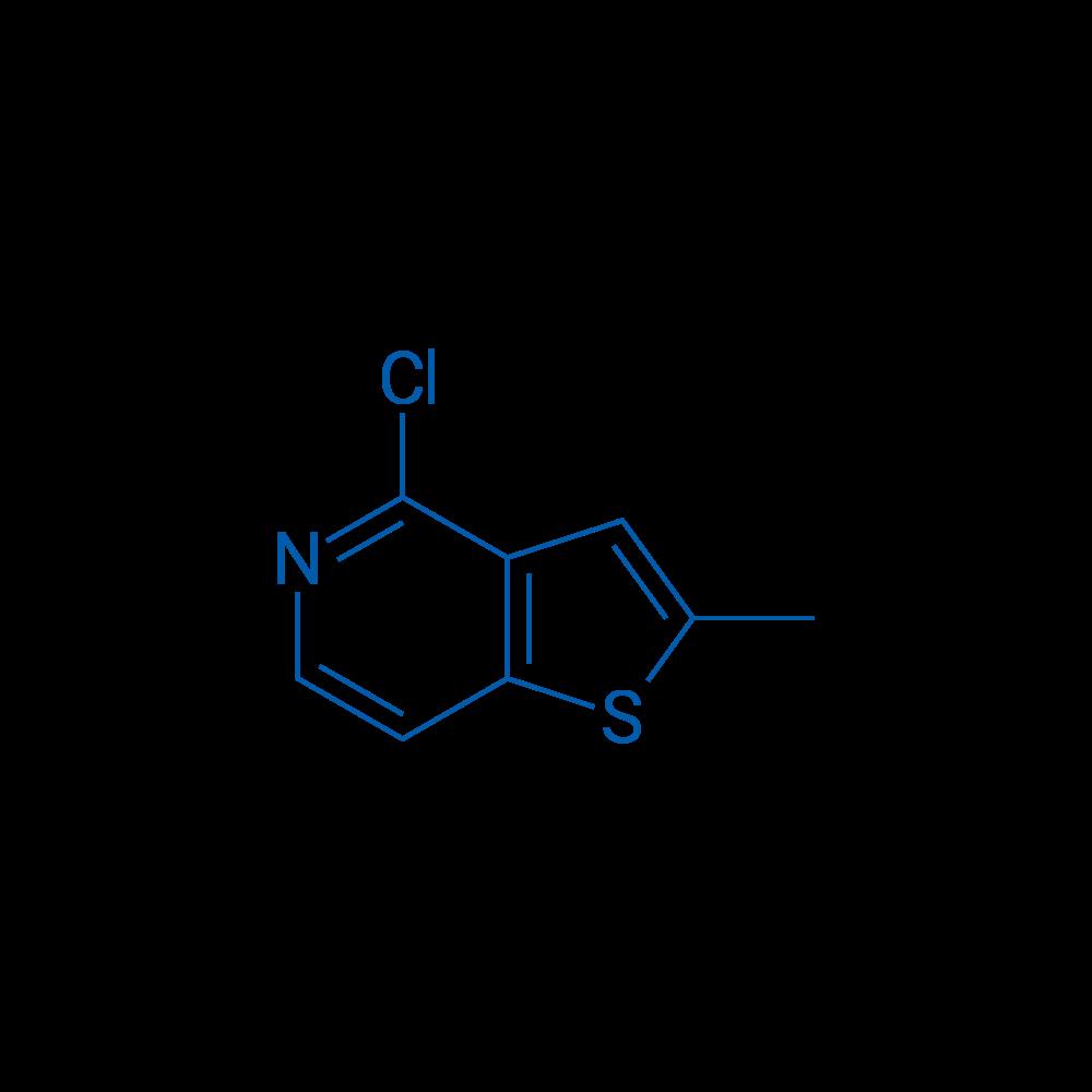4-Chloro-2-methylthieno[3,2-c]pyridine