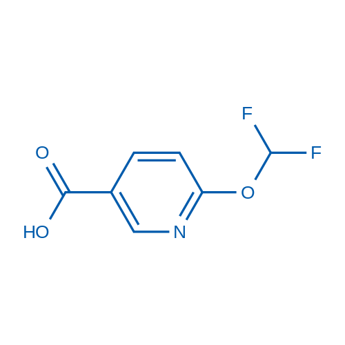 6-(Difluoromethoxy)nicotinic acid
