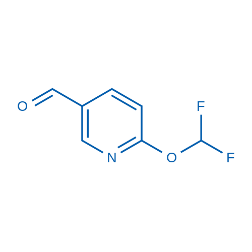 6-(Difluoromethoxy)nicotinaldehyde