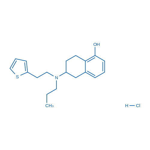 rac-Rotigotine Hydrochloride