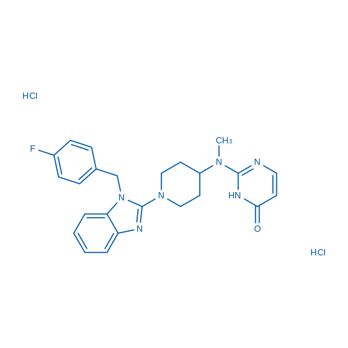 Mizolastine dihydrochloride