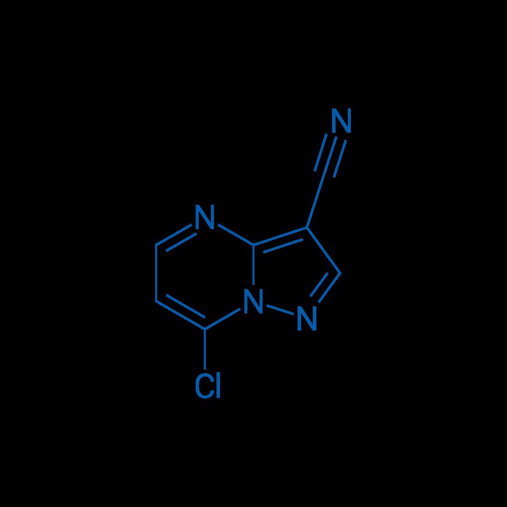 7-Chloropyrazolo[1,5-a]pyrimidine-3-carbonitrile