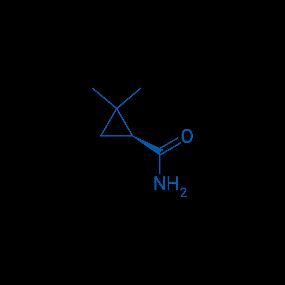 (S)-(+)-2,2-Dimethylcyclopropanecarboxamide