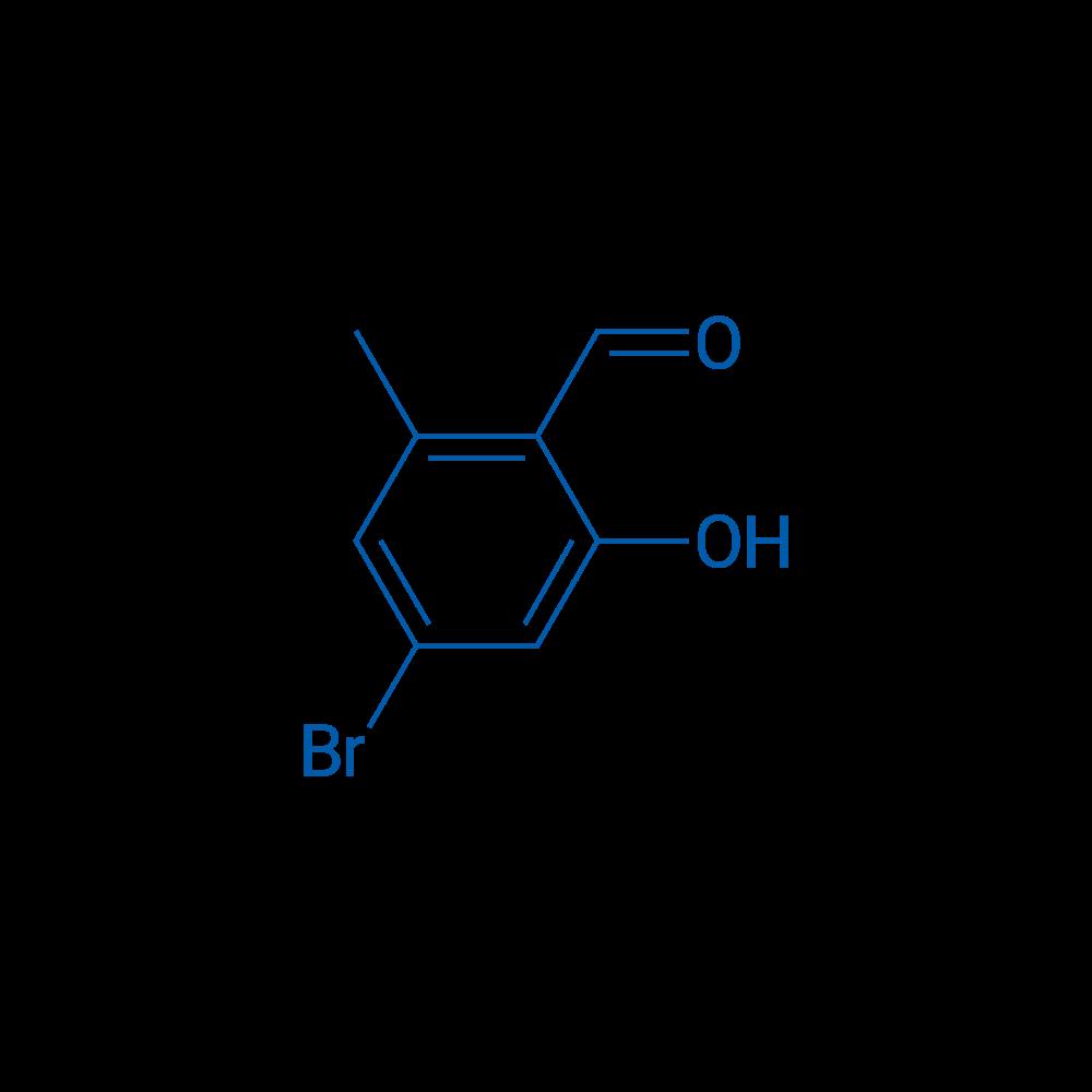 4-Bromo-2-hydroxy-6-methylbenzaldehyde