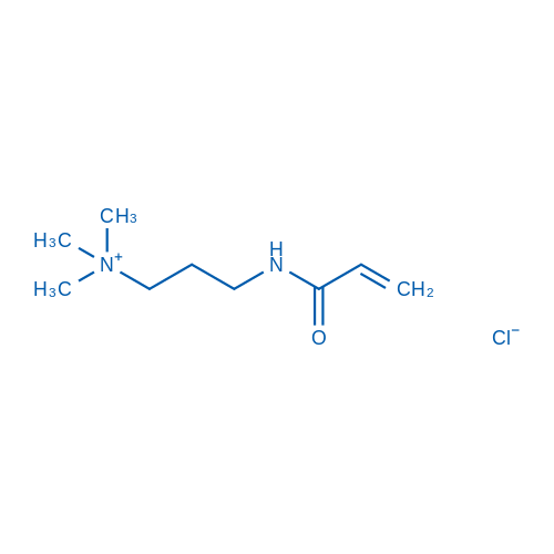 3-Acrylamido-N,N,N-trimethylpropan-1-aminium chloride