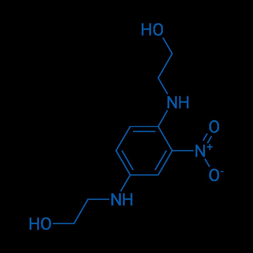 2,2'-((2-Nitro-1,4-phenylene)bis(azanediyl))diethanol
