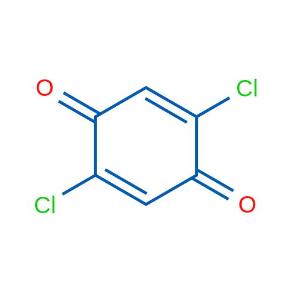 2,5-Dichlorocyclohexa-2,5-diene-1,4-dione