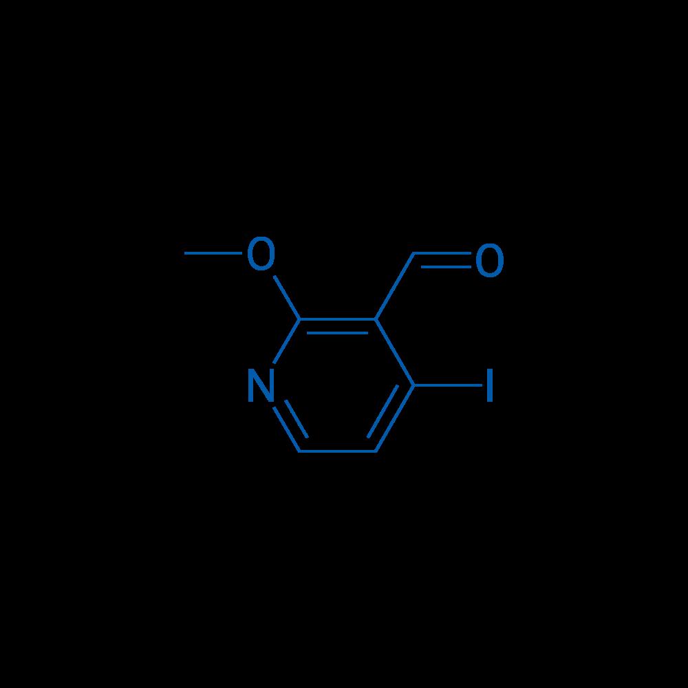 4-Iodo-2-methoxynicotinaldehyde