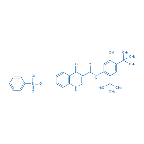 Ivacaftor benzenesulfonate