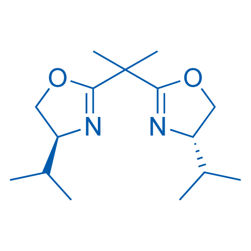 (4S,4'S)-2,2'-(Propane-2,2-diyl)bis(4-isopropyl-4,5-dihydrooxazole)