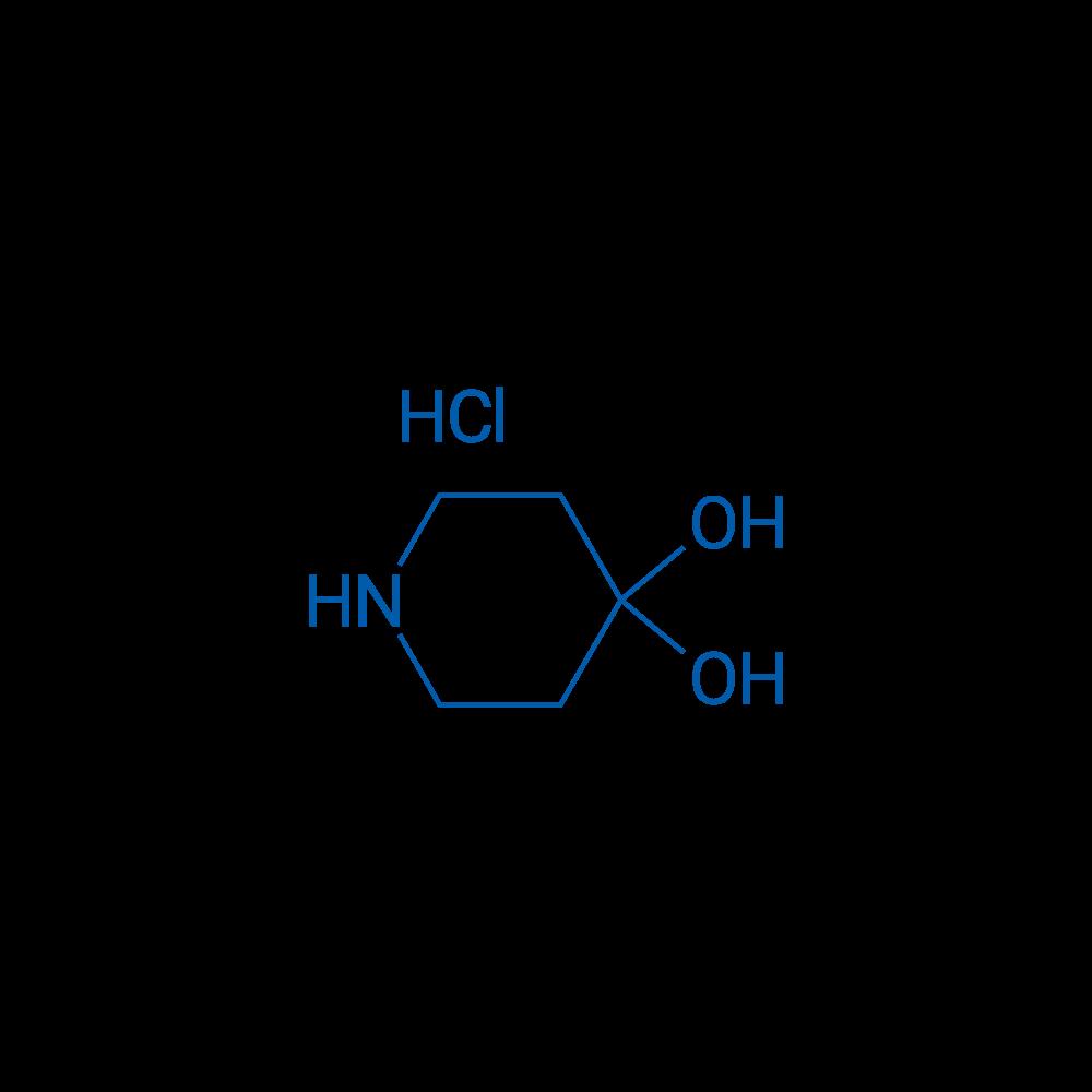 Piperidine-4,4-diol hydrochloride
