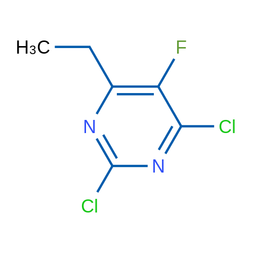 2,4-Dichloro-6-ethyl-5-fluoropyrimidine