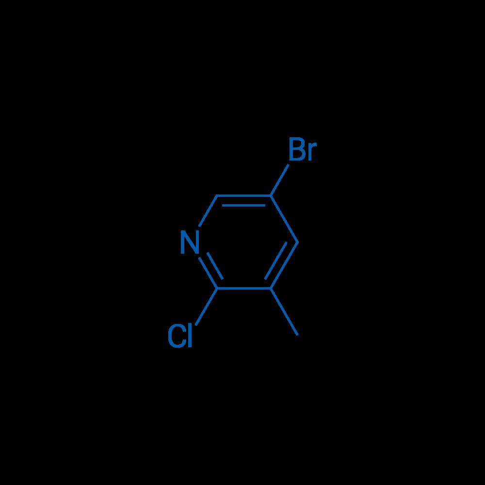 5-Bromo-2-chloro-3-methylpyridine