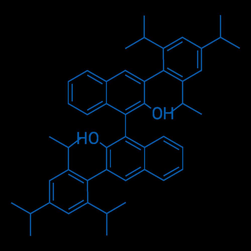 (S)-3,3'-Bis(2,4,6-triisopropylphenyl)-[1,1'-binaphthalene]-2,2'-diol