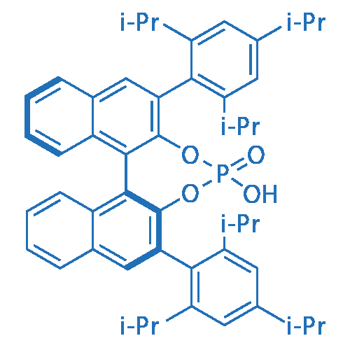 (11bS)-4-Hydroxy-2,6-bis(2,4,6-triisopropylphenyl)dinaphtho[2,1-d:1',2'-f][1,3,2]dioxaphosphepine 4-oxide