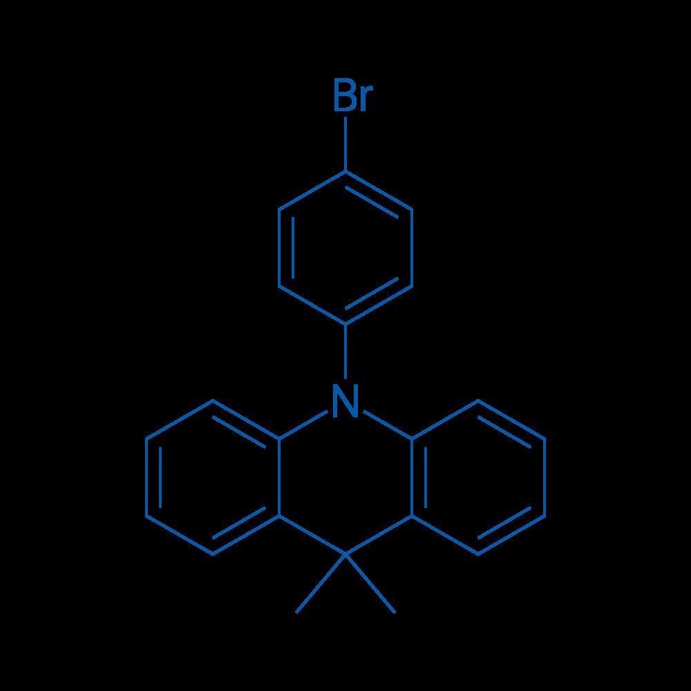 10-(4-Bromophenyl)-9,9-dimethyl-9,10-dihydroacridine