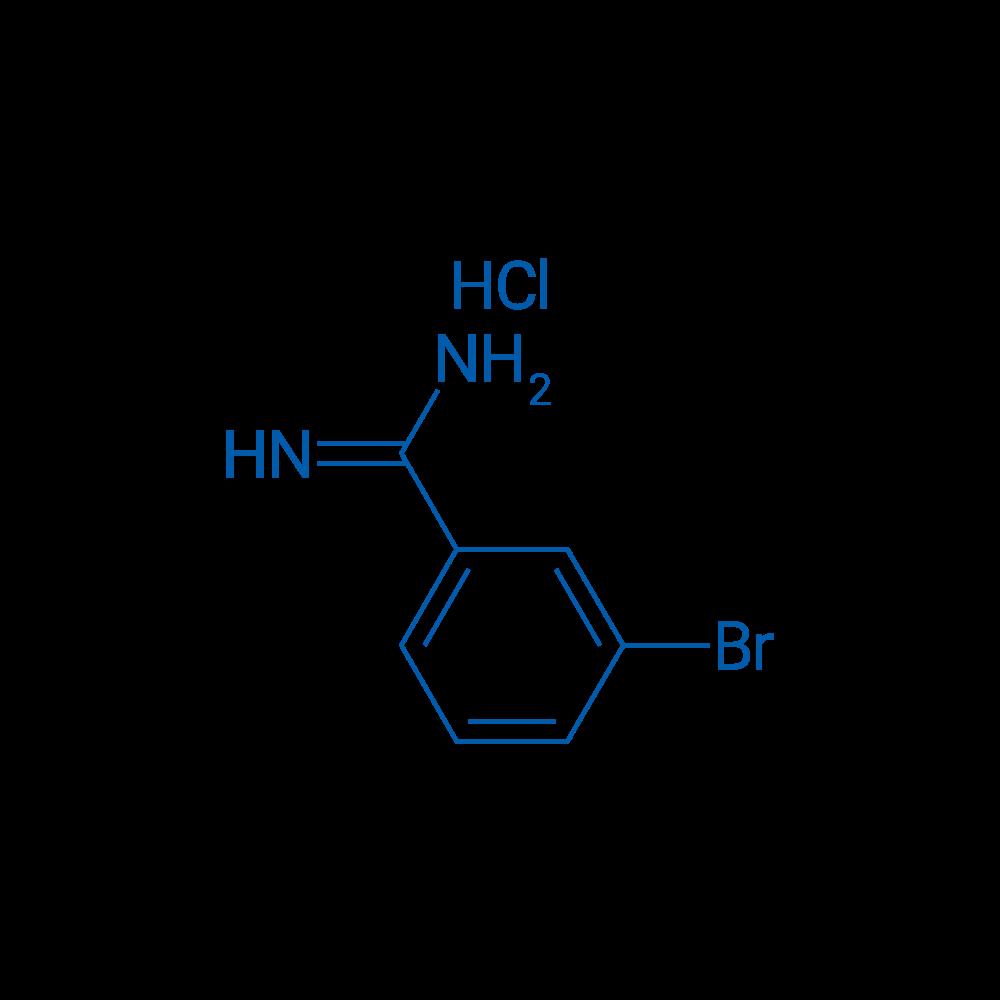 3-Bromobenzimidamide hydrochloride