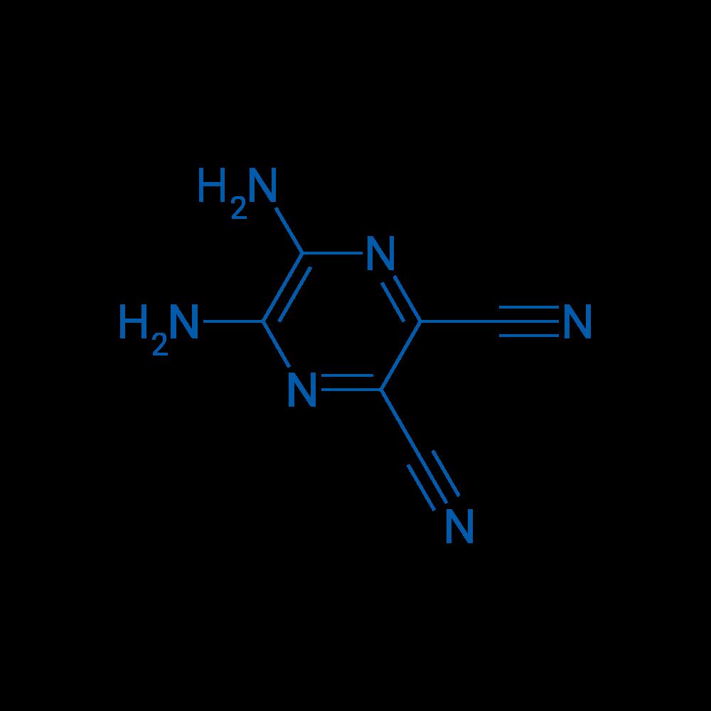 5,6-Diaminopyrazine-2,3-dicarbonitrile