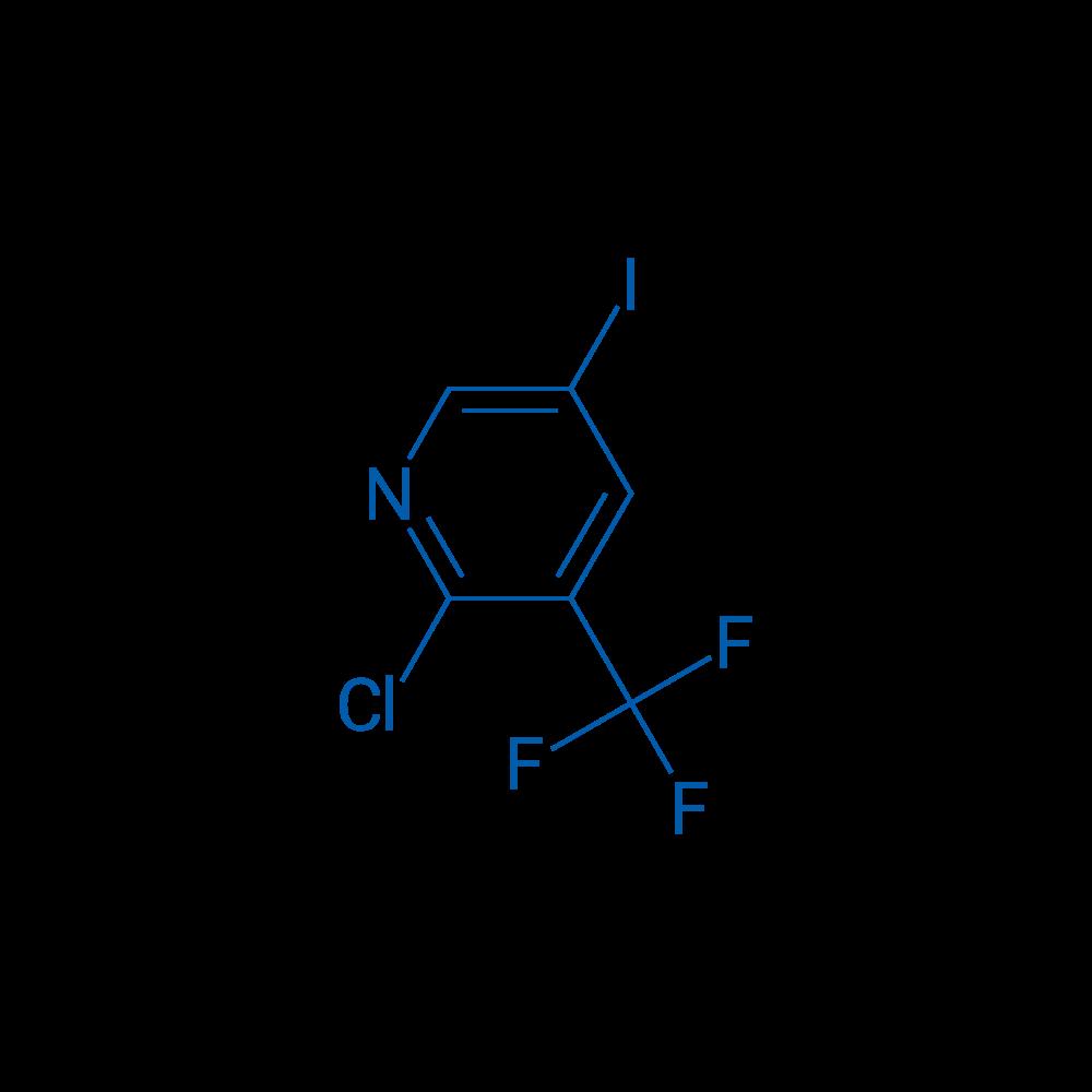 2-Chloro-5-iodo-3-(trifluoromethyl)pyridine