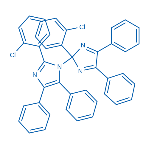 2,2'-Bis(2-chlorophenyl)-4,4',5,5'-tetraphenyl-2'H-1,2'-biimidazole