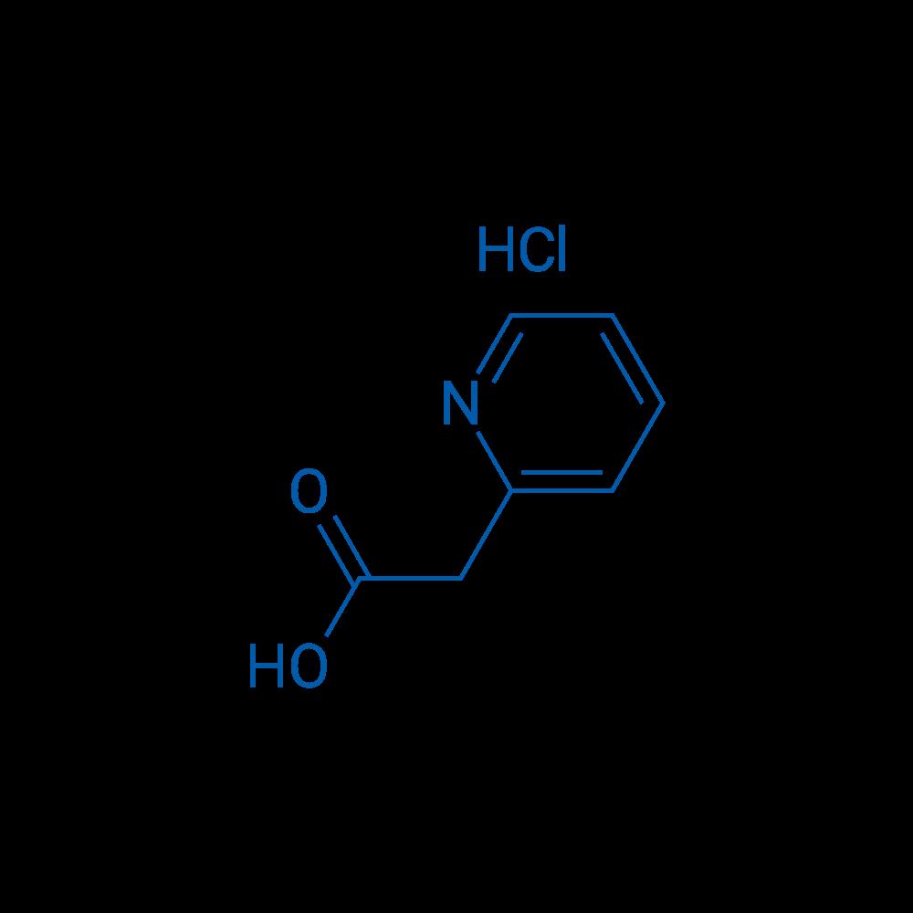 2-(Pyridin-2-yl)acetic acid hydrochloride