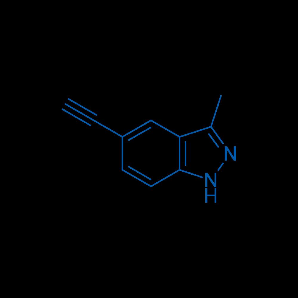 5-Ethynyl-3-methyl-1H-indazole