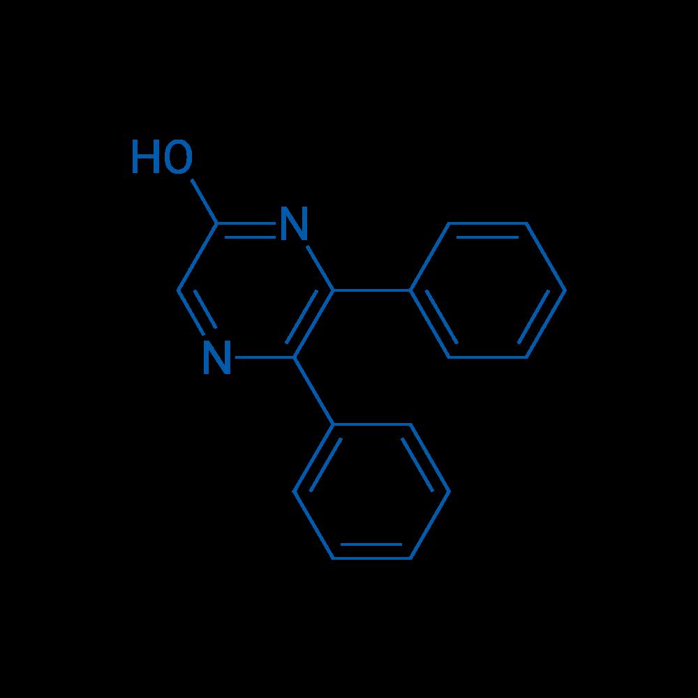 5,6-Diphenylpyrazin-2-ol